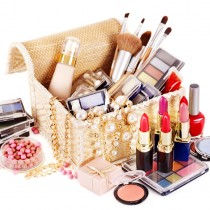 Spring cleaning in your make-up bag
