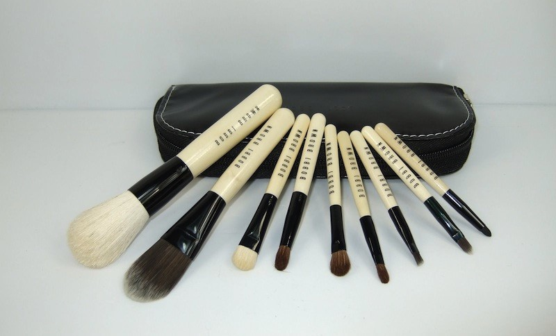 bobbi brown pinsel set travel brush set bobbi brown. Black Bedroom Furniture Sets. Home Design Ideas